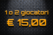 escape room 1 o 2 giocatoris